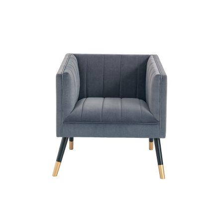Jackson Tub Chair-Navy