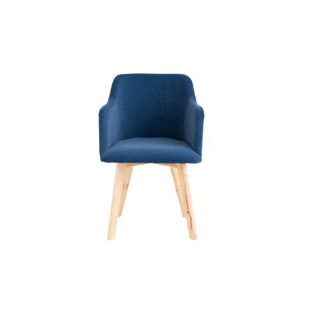 Set of 2 Rander Armchair - Blue *FLASH SALE*