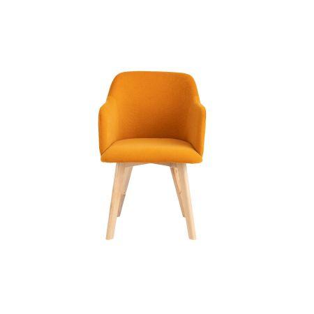 Rander Armchair - Mustard