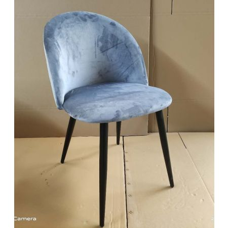 Lotus Chair- Navy (Set of 4)