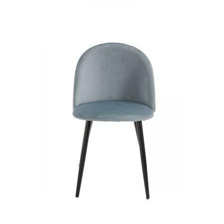 Lotus Chair- Blue Mist (Set of 4)