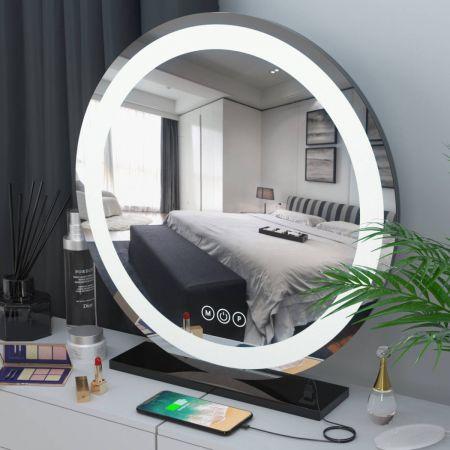 Hollywood Ring Mirror