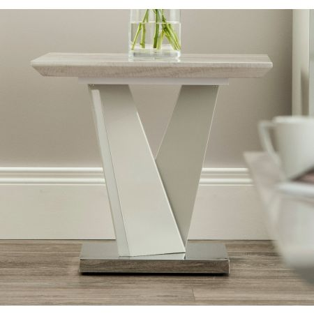 Aria Lamp Table
