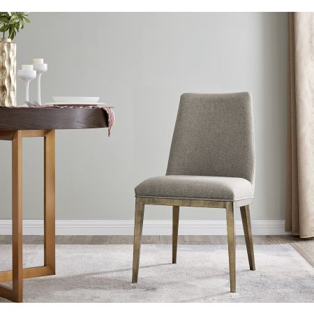Bay Dining Chair - Beige Linen